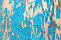 Old Wooden Board Painted In Blue Royalty Free Stock Photo - 89411055