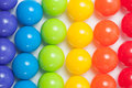 Plastic Colored Balls Stock Photography - 89413392