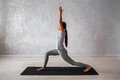 Woman Practicing Advanced Yoga. A Series Of Yoga Poses Royalty Free Stock Photography - 89493517