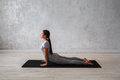 Woman Practicing Advanced Yoga. A Series Of Yoga Poses Royalty Free Stock Photography - 89493847