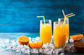Orange Drink Royalty Free Stock Photography - 89772267
