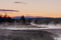 Madison River Sunrise Scenic Stock Image - 89774201
