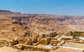 View On Ruins Of Masada Fortress - Judaean Desert, Israel Royalty Free Stock Photos - 89778338