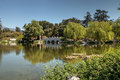 Chinese Garden At The Huntington Botanical Gardens Royalty Free Stock Images - 89782419
