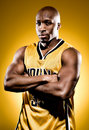 Basketball Player Royalty Free Stock Photography - 8981387