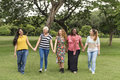 Group Of Women Socialize Teamwork Happiness Concept Stock Image - 89801171