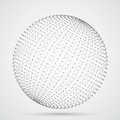 3d Sphere Dots Stock Photography - 89888632