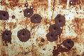Bullet Holes Royalty Free Stock Photography - 89929197