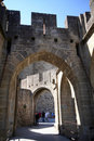 Fortified Entrance Royalty Free Stock Photo - 909275