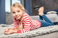 Smiling Little Girl Stock Photography - 90099402