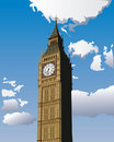 Big Ben Royalty Free Stock Photo - 9011985