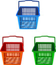 Baskets Royalty Free Stock Photography - 9016867