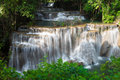 Beauty Of Multiple Stream Waterfall In Tropical Deep Forest Stock Photos - 90139483