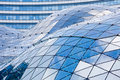 Glass Roof In Modern Building Royalty Free Stock Images - 9024789