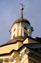 Dome Of Church Of The Holy Apostles Peter And Paul In Znamenka. Stock Image - 90314421