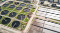 Sewage Farm: Waste Water Treatment Plant Stock Images - 90358364