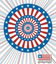 Stars And Stripes Stock Image - 90368741
