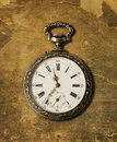 Old Pocket Watch Royalty Free Stock Images - 9045239