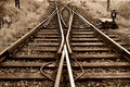 Railroad Tracks Stock Photos - 9050033