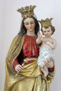 Virgin Mary With Baby Jesus Royalty Free Stock Images - 90516989