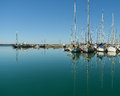 Boats And Yachts In The Port Royalty Free Stock Image - 90545666