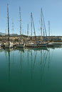 Boats And Yachts In The Port Stock Image - 90546401