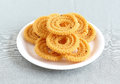 Indian Snack Chakli Stock Image - 90592971