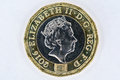 UK Pound Coin Stock Images - 90683134