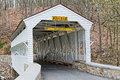 The Knox Covered Bridge In Valley Forge Park Royalty Free Stock Photo - 90696375