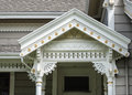 Victorian Architecture Details Royalty Free Stock Photos - 90698148