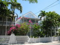 Typical Home Architecture Key West Florida Royalty Free Stock Image - 9076016