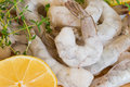 Frozen Raw Shrimp Stock Image - 90808301