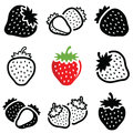 Strawberry Icon Royalty Free Stock Images - 90811989