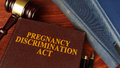 The Pregnancy Discrimination Act. Royalty Free Stock Images - 90825519