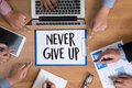 Don T Give Up I Will Try Inspiration , You Can Do It Never Sto Royalty Free Stock Images - 90853989