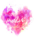 Mother`s Day  Holiday Heart Stock Photo - 90935950