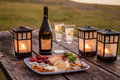 Sunset Happy Hour Royalty Free Stock Photo - 90956685
