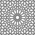 Islamic Vector Geometric Ornaments, Traditional Arabic Art. Oriental Seamless Pattern. Turkish, Arabian, Moroccan Tile Stock Photography - 90957482