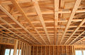 Ceiling New Construction Stock Photography - 912632
