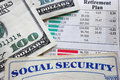 Plan And Social Security Royalty Free Stock Photography - 91011677