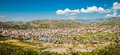 2016 Albania Berat - City Of Thousand Windows, Beautifull View Of Town On The Hill Between A Lot Of Trees And Blue Sky Royalty Free Stock Image - 91015206
