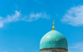 Dome Muslim Mosque In Tashkent, Uzbekistan. Royalty Free Stock Photography - 91155517
