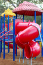 Red Slide Royalty Free Stock Images - 9122569