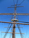 Mast Of The Sailboat Royalty Free Stock Photography - 91207427