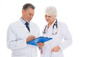 Male And Female Doctors Royalty Free Stock Photos - 91245538