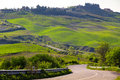 Typical Tuscan Landscape Stock Images - 91249424