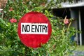No Entry Sign Stock Images - 91262654