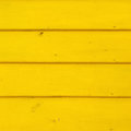 Yellow Colored Wooden Boards. Vibrant Color. Texture. Stock Image - 91295541