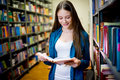 College Student In Library Royalty Free Stock Images - 91340269