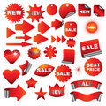 Red Signs Stock Photography - 9144642
